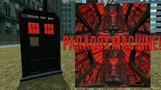 The Paradox Machine - Tardis Rewrite! thumbnail