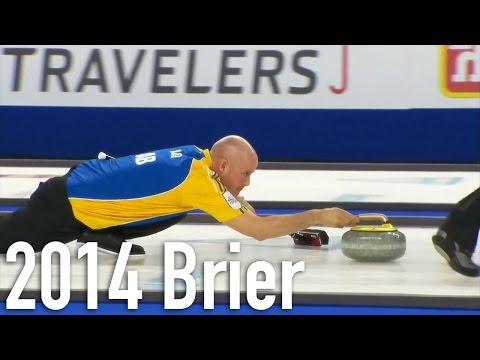 Koe (Alberta) vs. Morris (BC) - 2014 Tim Hortons Brier Final