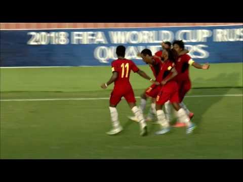 2016 OFC NATIONS CUP | Papua New Guinea vs Tahiti