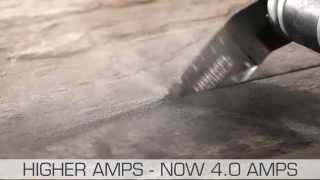 More power means increased efficiency. Check out the new amped up D...