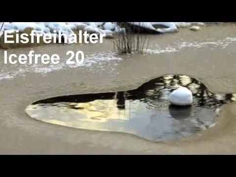 eisfreihalter oase icefree 20 um ihren teich im winter. Black Bedroom Furniture Sets. Home Design Ideas