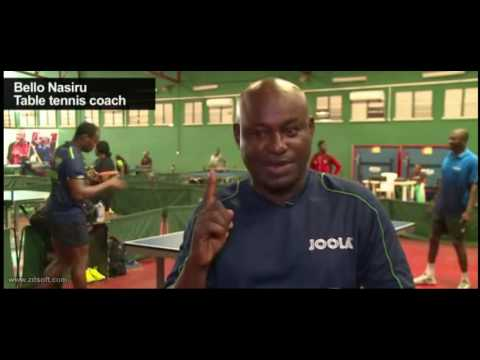 41 Years Old Table Tennis Player