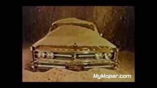 1966 Chrysler 300 TV Commercial