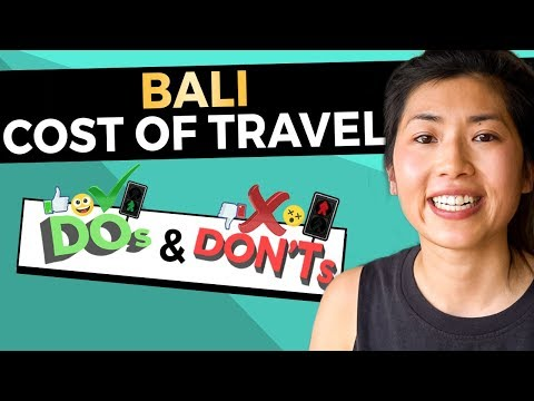 Bali with Kids: How much does a Family Holiday Cost? (2019)