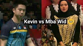 Download Video NGOCOL!! Kevin Sanjaya vs Wartawan Baik 😂 MP3 3GP MP4