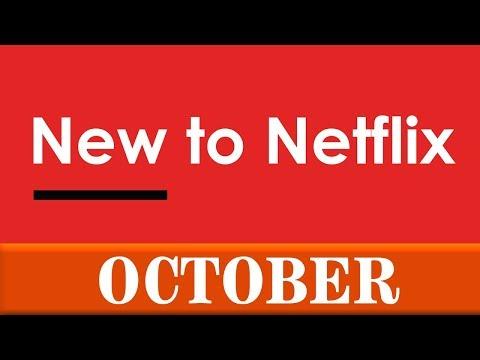New to Netflix: October 2018