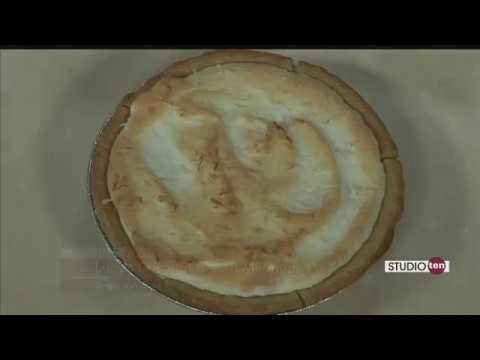 Coconut Cream Meringue Pie Part 1