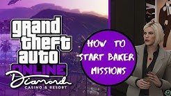 Gta5|How to (start or activate) NEW casino dlc [jobs or missions]//casino missions full guide
