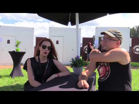 EPICA - Touring With Lacuna Coil (OFFICIAL INTERVIEW)