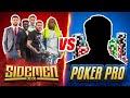 Sidemen VS Poker Pro (Spraggy) ♠️ PokerStars Challenge! ♠️ PokerStars