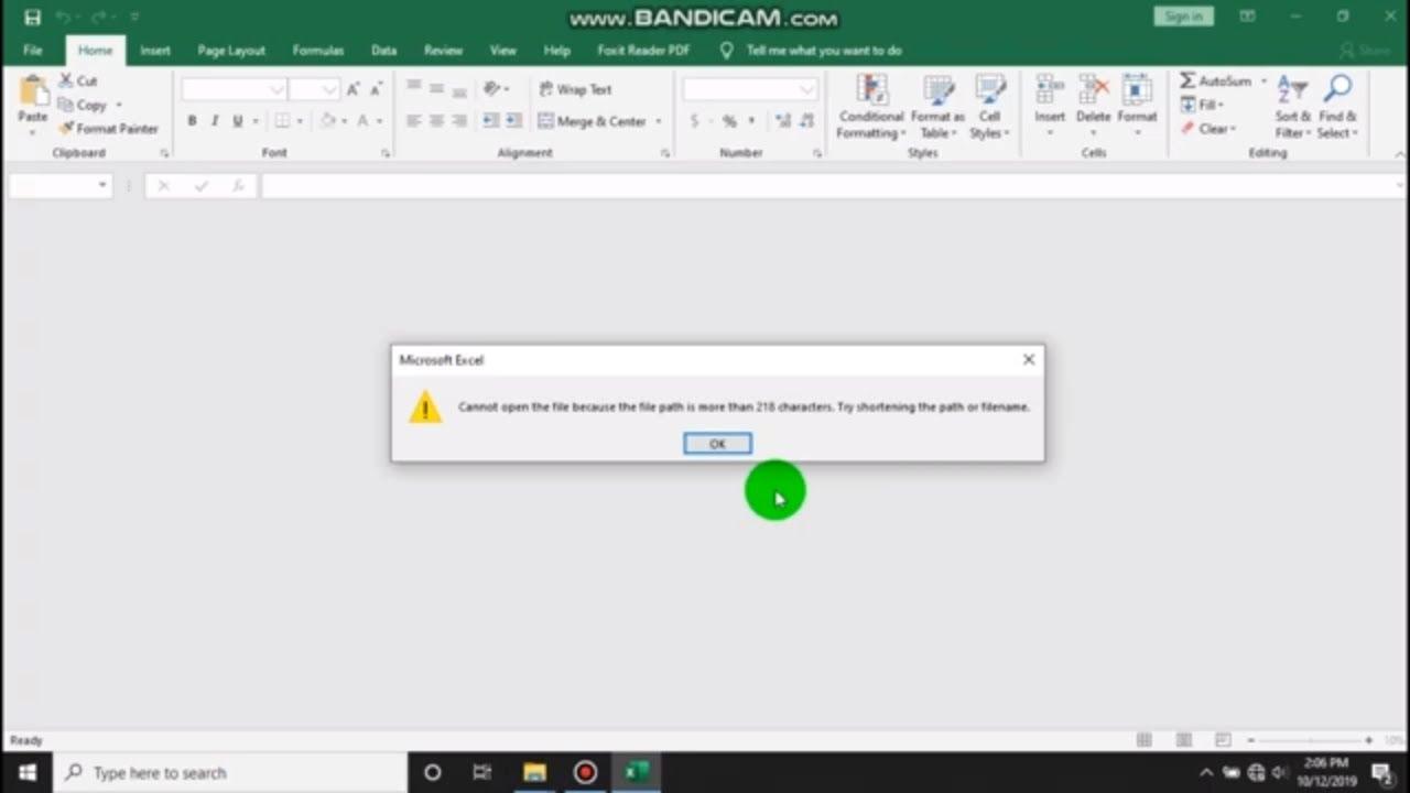 Cara Atasi File Excel Tidak Bisa Dibuka Youtube