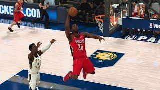 NBA 2K20 My Career EP 129 - Self Oop vs Pacers Moses!