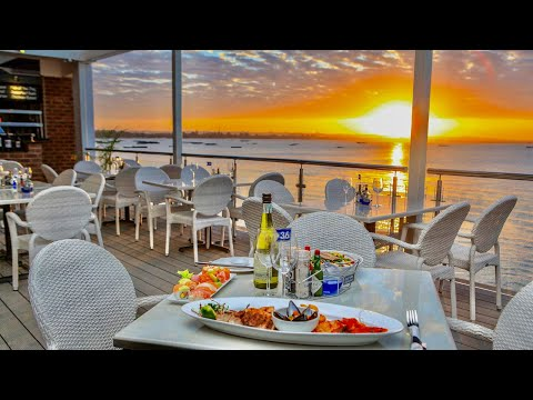 CAPETOWN FISHMARKET: The Best Seafood Restaurant In Dar Es Salaam, Tanzania
