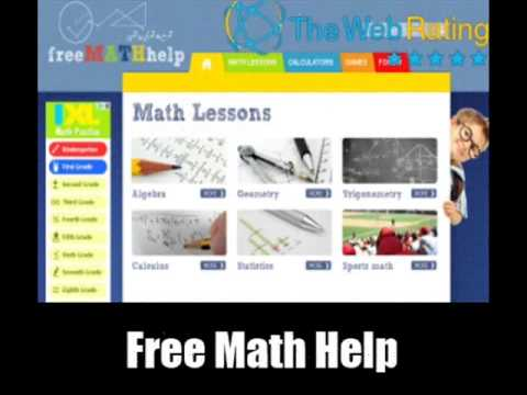 Best 6 Free Algebra Homework Help Websites