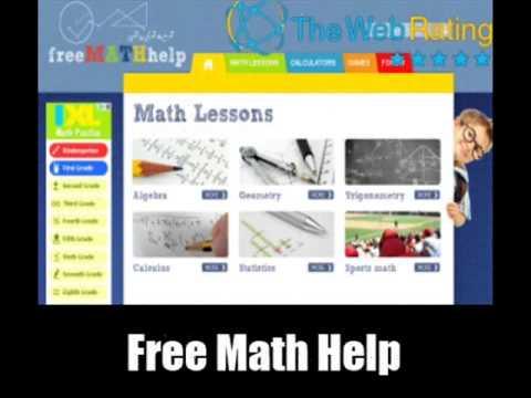 online math help free