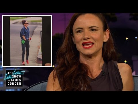 Juliette Lewis' Underpants Problems