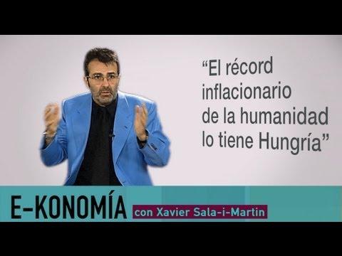 ¿Por qué existe la inflación? | Xavier Sala-i-Martin