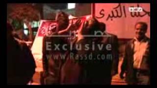 بنت المحله تشتم مرسي