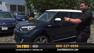 2018 Kia Soul 1 Million Edition Overview Concord, New Hampshire, Dan O