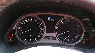 How to clear the VSC warning light( P0405 code) 2005-12 Lexus IS220D- EGR Valve issue- Part 1