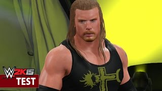 WWE 2K15 Community Showcase: Test (PlayStation 4)