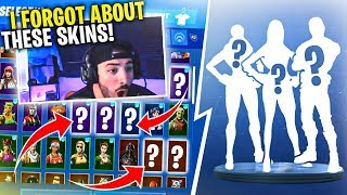 Nickmercs INSANE Fortnite Locker! Why These Skins Are BETTER!