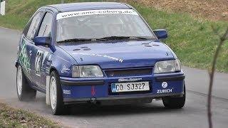 Rallyesaison 2013 - Best of Apel-Apel [Opel Kadett E GSI 16V]