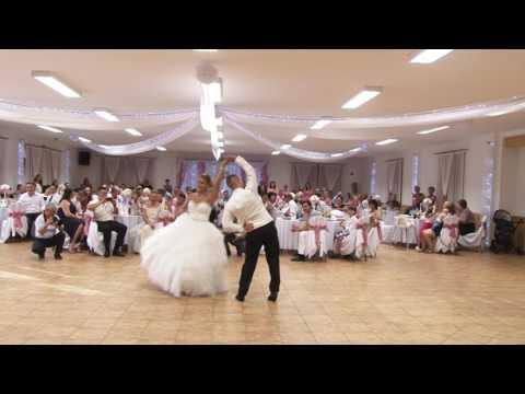 Esküvői Nyitótánc   Bea&Gergő /Kerekerdő Turisztikai Központ, Napkor/
