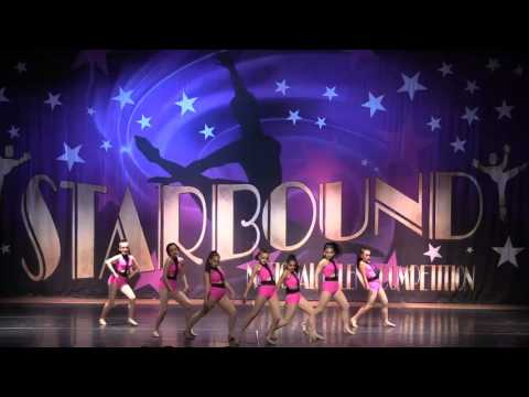 Burn It Up (Jazz Dance): Starbound National Dance Competition 2016