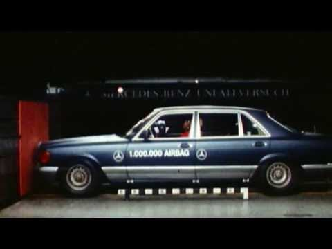 Mercedes-Benz - Béla Barényi - A History Of Safety