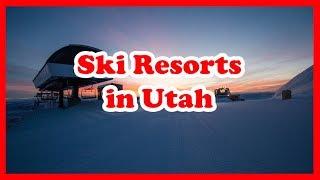 Ski Utah - 5 Top-Rated Ski Resorts in Utah | US Skiing Guide