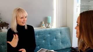 Andrea Eyland um þakklæti - 6. þáttur af Fyrirmyndir & skaparar