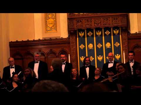 Russian Chamber Chorus of New York - Zakhar Blyakher - Jerusalem Dreams # 2