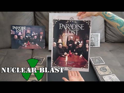 PARADISE LOST - Unboxing the Mail Order Box Set (OFFICIAL TRAILER)
