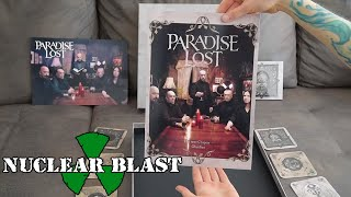 PARADISE LOST – Unboxing the Mail Order Box Set (OFFICIAL TRAILER)
