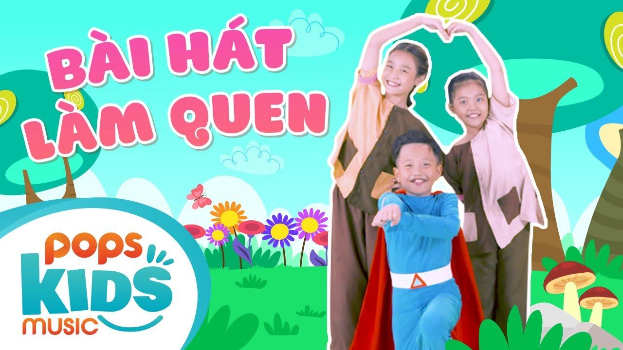 Mầm Chồi Lá Tập 147 - Bài Hát Làm Quen - Nhạc Thiếu Nhi Sôi Động Kìa Con Kiến | Vietnamese Kids Song