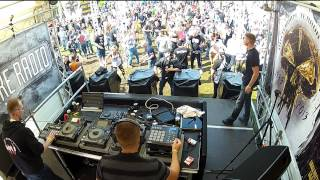 Hardcore Masterz Vienna - Ruhr in Love 2013 [HD]