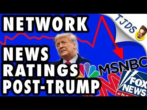 Corporate News Ratings PLUMMET Post-Trump
