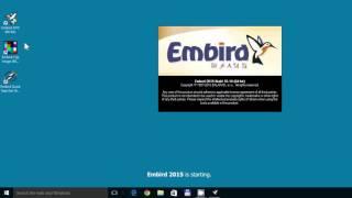 Video Installing Embird 2015 in Windows 10 download MP3, 3GP, MP4, WEBM, AVI, FLV Oktober 2018