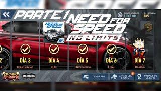 Need For Speed No Limits Android Alfa Romeo Giulia Quadrifoglio Dia 7 Desafio Parte 1