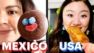 Everything We Eat In A Week: USA Vs. Mexico