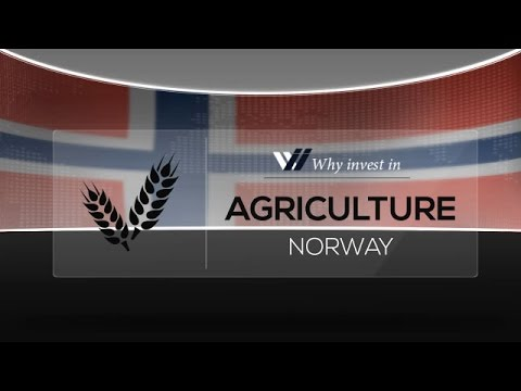 Agriculture  Norway - Why invest in 2015