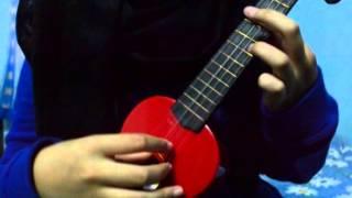 Repeat youtube video Yuna- Lelaki ukulele tutorial (Intro + strumming)