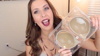 NuBra Review - Best Bra EVER! | Makeup Minute
