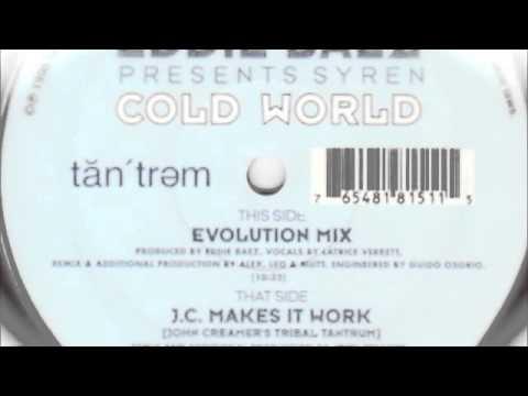 Eddie Baez Presents Syren - Cold World