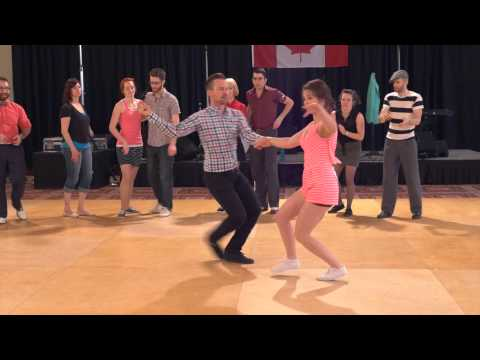 CSC 2015 - Rockabilly Jive -  Advanced Jack & Jill Finals