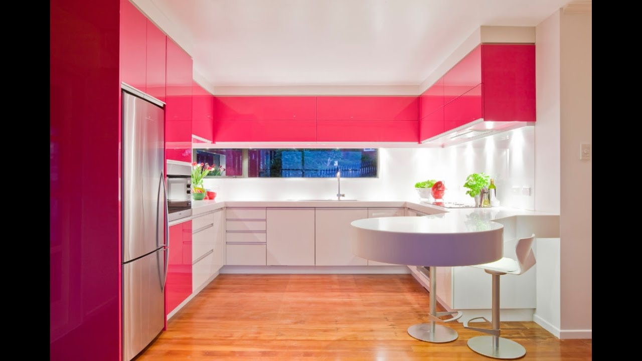 Kitchen wall units design inspiration youtube for Kitchen design units