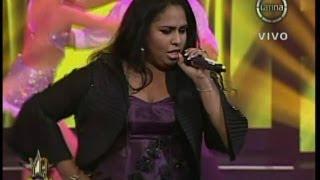 """Yo Soy 07-08-13 LA INDIA """"Dicen Que Soy"""" Domenica Calle [Yo Soy Temporada Final] 07-08-13"""