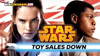 Why Are Star Wars Toy Sales Dropping?