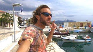One Day on Samos, Greece | Hiking to the Pythagoras Cave